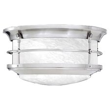 <strong>Thomas Lighting</strong> Newport 2 Light Outdoor Flush Mount