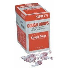 Cough Drops - cherry cough drops 100/bx