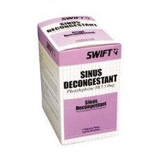 Sinus Decongestant 2/Env 250Env/Box 12/Bx/Cs