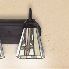"4.75"" Tiffany Glass Empire Lamp Shade (Set of 2)"