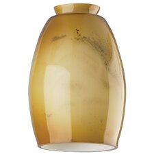 "4.25"" Glass Lamp Shade"