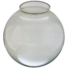 "6"" Glass Globe Lamp Shade (Set of 6)"