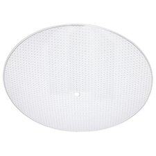 "13"" Glass Round Light Diffuser"