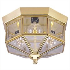 <strong>Westinghouse Lighting</strong> Flush Mount