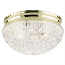 "<strong>Westinghouse Lighting</strong> 5.5"" Flush Mount"