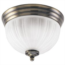 Dome Flush Mount