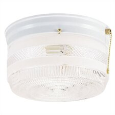 "<strong>Westinghouse Lighting</strong> 5.25"" Flush Mount"