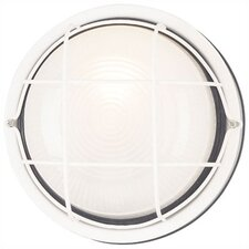 <strong>Westinghouse Lighting</strong> Exterior Round Flush Mount