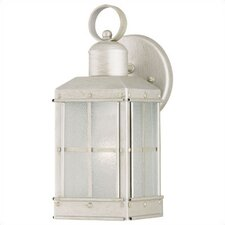 Thomas Kinkade Inspired Home 1 Light Nautical Wall Lantern