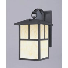 <strong>Westinghouse Lighting</strong> Nova Scotia 1 Light Outdoor Wall Lantern