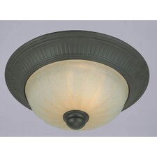 Giorgio 2 Light Flush Mount