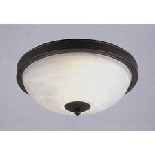 Sierra Madre 2 Light Flush Mount