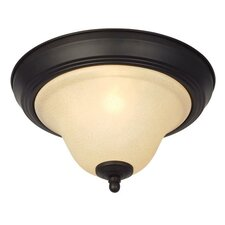 Elena 1 Light Flush Mount