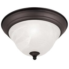 Wensley 1 Light Flush Mount