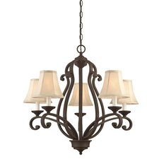 5 Light Chandelier