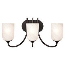 Treebridge Station 3 Light Wall Sconce