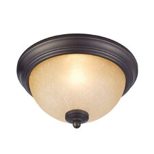 Chapel Hill 1 Light Flush Mount