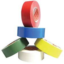 "Tesa Tapes - Industrial Grade Duct Tapes 9 Mil Red Duct Tape 2"" X60 Yds: 744-64662-09012-00 - 9 mil red duct tape 2"" x60 yds"