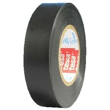 "General Purpose Electrical Tapes - black vinyl electrical tape .74""x19.6 yds"