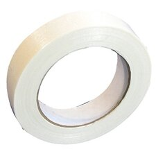 <strong>Tesa Tapes</strong> Economy Grade Filament Strapping Tapes - 53327 2 x 60yds clear filament tape