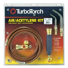 Swirl Air Acetylene Kits - x-4b a/c and refrig kitw/size 5 and 14 tips