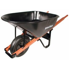 Union® Wheelbarrows - 6cu.ft. 1.0mm tray wheelbarrow 99619 99182 99101