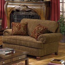 <strong>Jackson Furniture</strong> Belmont Chenille Loveseat