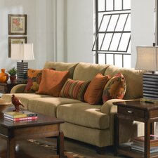 <strong>Jackson Furniture</strong> Hartwell Velvet Loveseat