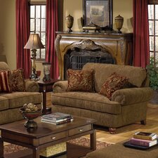 <strong>Jackson Furniture</strong> Belmont Chenille Armchair