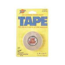 "0.5"" x 35' Double Sided Tape"