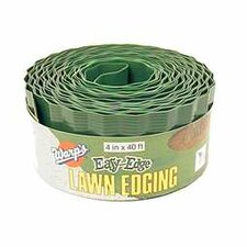 Easy-Edge Green Lawn Edging