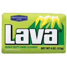 Wd-40 - Lava Pumice Hand Cleaners 4 Oz Institutional Lavabar: 780-10383 - 4 oz institutional lavabar