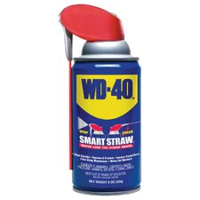 8 oz Smart Straw Spray Lubricant Aerosol Can