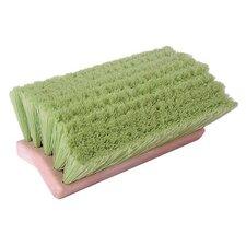 """Bi-Level Scrub Brushes - 10"""" bi-level scrub brushflagged white polystyren"""