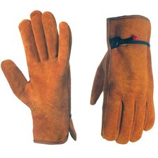 Full Leather Driver Gloves - wl y0123l cowhide glove043551-00015-0