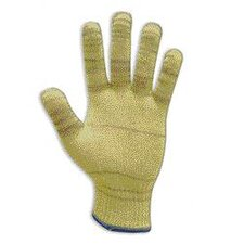 Large Whizard® METALGUARD® Medium Weight Para-aramid synthetic fiber®, Stainless Steel And Polyester Cut Resistant Gloves