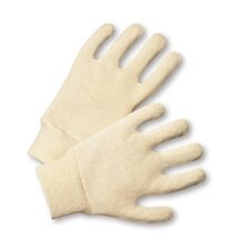 <strong>West Chester</strong> Men's White 10 40180 Ounce Cotton Jersey Gloves
