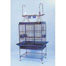<strong>Avian Adventures</strong> Mediana Play Top Bird Cage