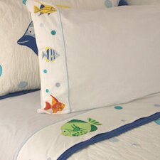 Colorful Sea 200 Thread Count Twin Sheet Set