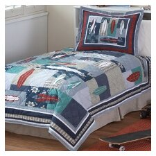 <strong>PEM America</strong> Surfing USA Quilt Set