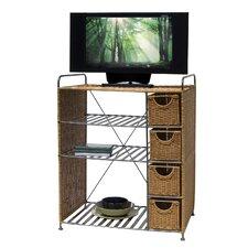 """Wicker 26"""" TV Stand"""