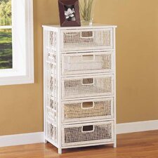 Solar 5 Drawer Chest