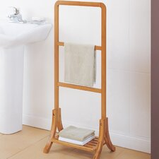 Lohas Towel Rack in Caramel