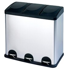 12 Gallon Multi Compartment Recycling Bin