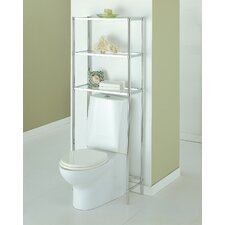 "<strong>OIA</strong> Glacier 24.25"" x 63.5"" Bathroom Shelf"