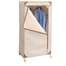 """Storage Wardrobe 59"""" H x 30"""" W x 20"""" D"""