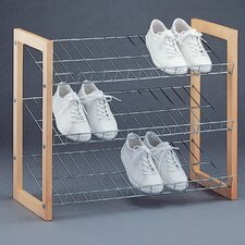 3 Tier Shoe Shelf