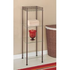 "<strong>OIA</strong> Morocco 13.75"" x 41.5"" Bathroom Shelf"