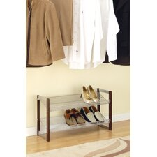 <strong>OIA</strong> Stackable Shoe Rack