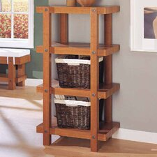 Robust Four Tier Etagere